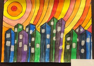 Photo: Cityscape Grade 3 and 4