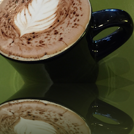 Cafe Mocha by Gwen Paton - Food & Drink Alcohol & Drinks ( coffee )