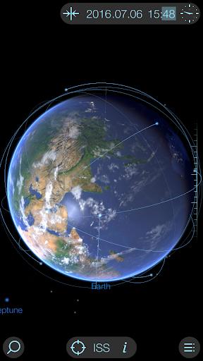 Solar Walk Lite - Planetarium 3D: Planets System 2.7.1.1 screenshots 1