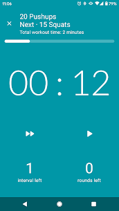 Workout timer: Crossfit WODs Premium Mod Unlocked 2