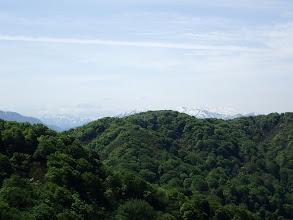 白山周辺の山々