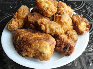Crispy Southern Fried Chicken Recipe