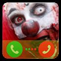 Killer Clown Fake Call icon