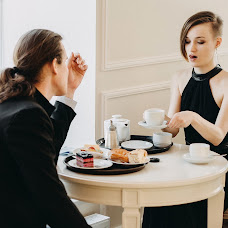Wedding photographer Elena Strela (arrow). Photo of 21.03.2018