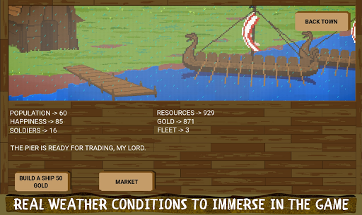 Télécharger The Last Vikings Kingdom: City Builder apk mod screenshots 6
