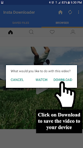 Video Downloader for Instagram screenshot 2