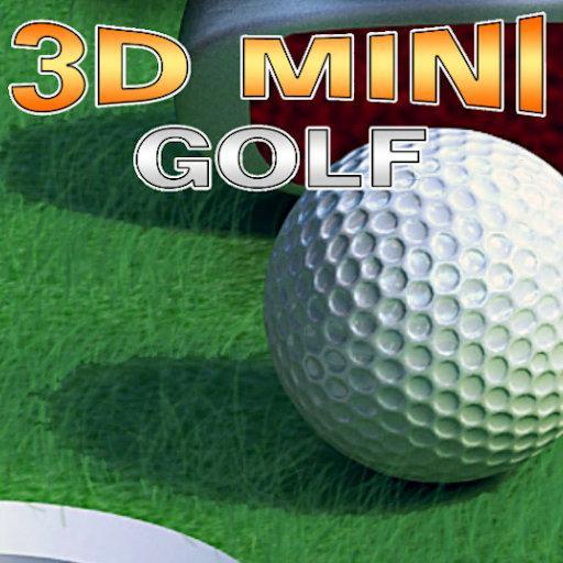 3D Minigolf Hard