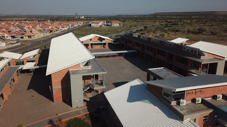 Four state-of-the-art schools in Rustenburg, North West Province.