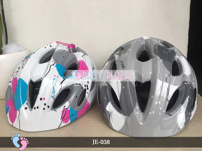 Mũ bảo hiểm cho bé cao cấp JE-038 3