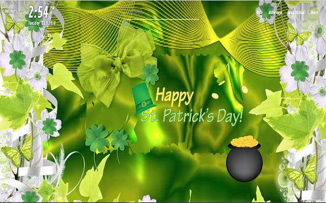 St Patricks Day Wallpapers Hd For Newtab