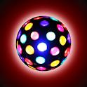 Dance Light 💃 Flashlight with Shake Light & Music icon