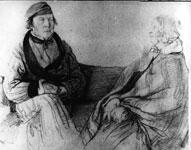 С.Т. Аксаков с женой
