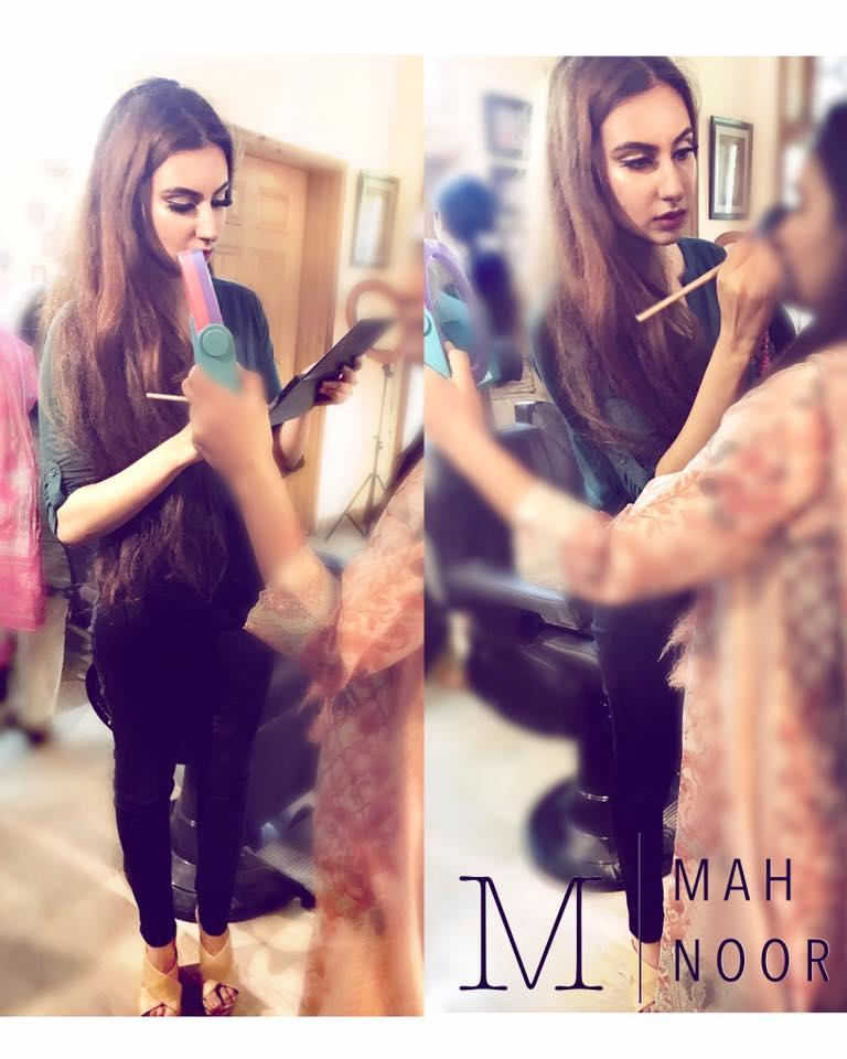 Upcoming One Of The Famous And Best MUA