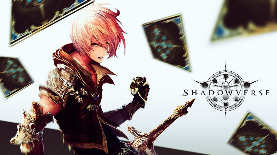 Shadowverse CCG poster