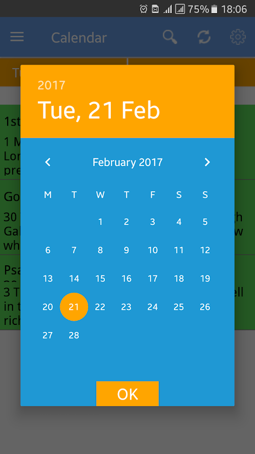 Liturgical Calendar 2017, 2018 - Android Apps on Google Play