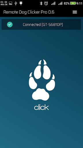 Remote Dog Clicker Pro ss3