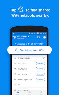 WiFi Master - by wifi.com Screenshot