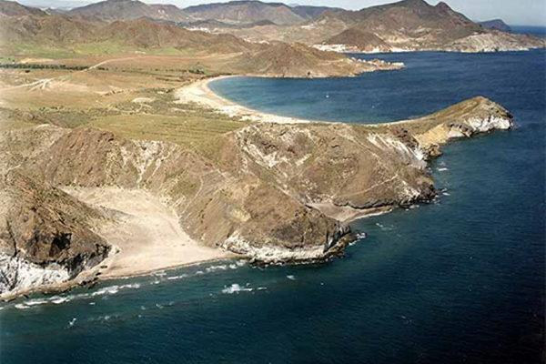 Parque Natural Cabo de Gata-Níjar. Turismo Níjar.