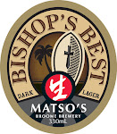 Matso's Bishop's Best Dark Lager