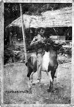 Photo: Usman Balo ketika berada di Malimpung, Pinrang. Usman Balo adalah salah satu pejuang kemerdekaan tahun 1945 dan selanjutnya bergerilya bersama dengan pasukannya Tentara Keamanan Rakyat (TKR) di Enrekang, Sidenreng, Rappang, dan Pinrang. Usman Balo meninggal dunia di Makassar pada tanggal 5 Mei 2006. http://nurkasim49.blogspot.com/2011/12/v.html