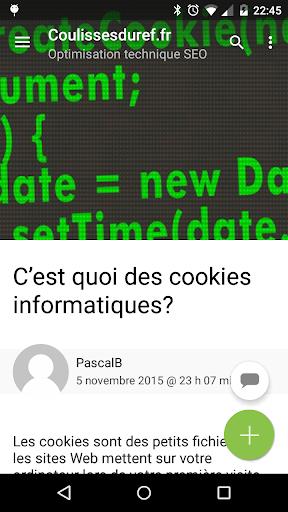 Coulissesduref.fr