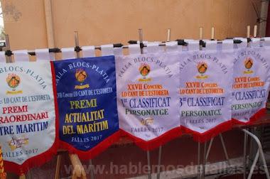 """Concurso de la elección del cartel oficial de """"Lo Cant de l'Estoreta del Marítim"""" 2019"""