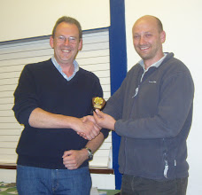 Photo: Club Artefact 3rd - Nick Keeler - presented by Kurt Adams