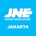 Ongkir JNE Jakarta - Simple dan Mudah icon
