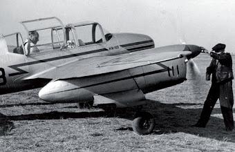 Photo: Hodek HK-101  archív Václava Šorela