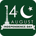 Pakistan independence Day  - 14 August 1947 icon