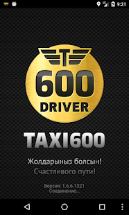TAXI600 Driver - náhled