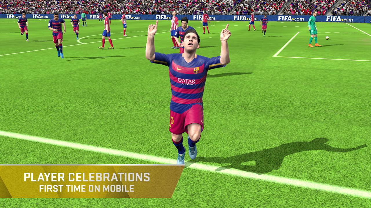 FIFA 16 Soccer screenshot #3