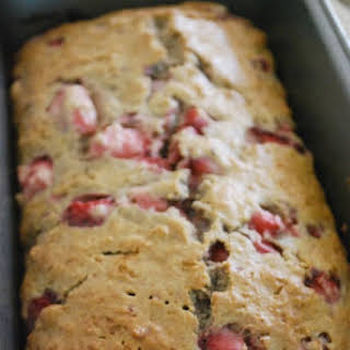 Strawberry Bread.