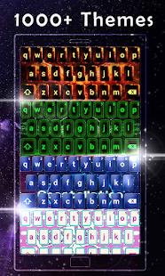 Zadávání klávesnice - Nový styl - náhled