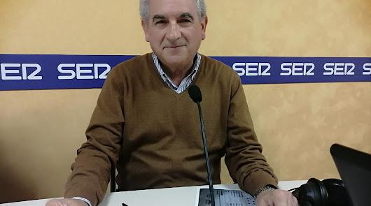 Alfredo Sánchez, en el Carrusel Deportivo.