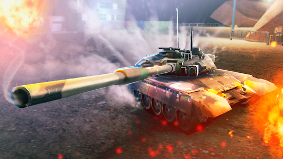 Iron Tank Assault : Frontline Breaching Storm Screenshot