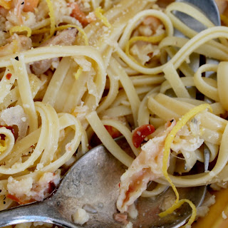 Spicy Clam Linguine Recipes