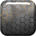 Honeycomb back for Galaxy LWP icon