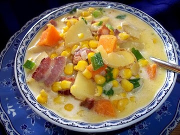 Autumn Chowder ~ Delicious Recipe