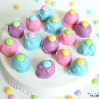Easter Peanut Butter M&M's® Truffles