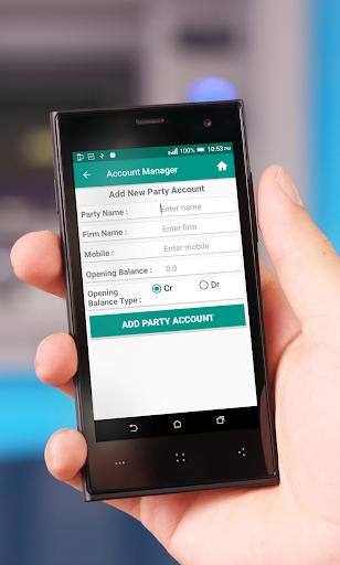 Account Manager  screenshots 2