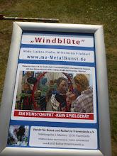 Photo: www.mo-metallkunst.de, Windblüte, Kunstobjekt, Verein Für Kunst und Kultur zu Traemünde