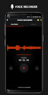 Voice Recorder – Noise Filter 2