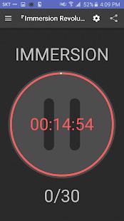 Immersion Revolution (Timer) - náhled
