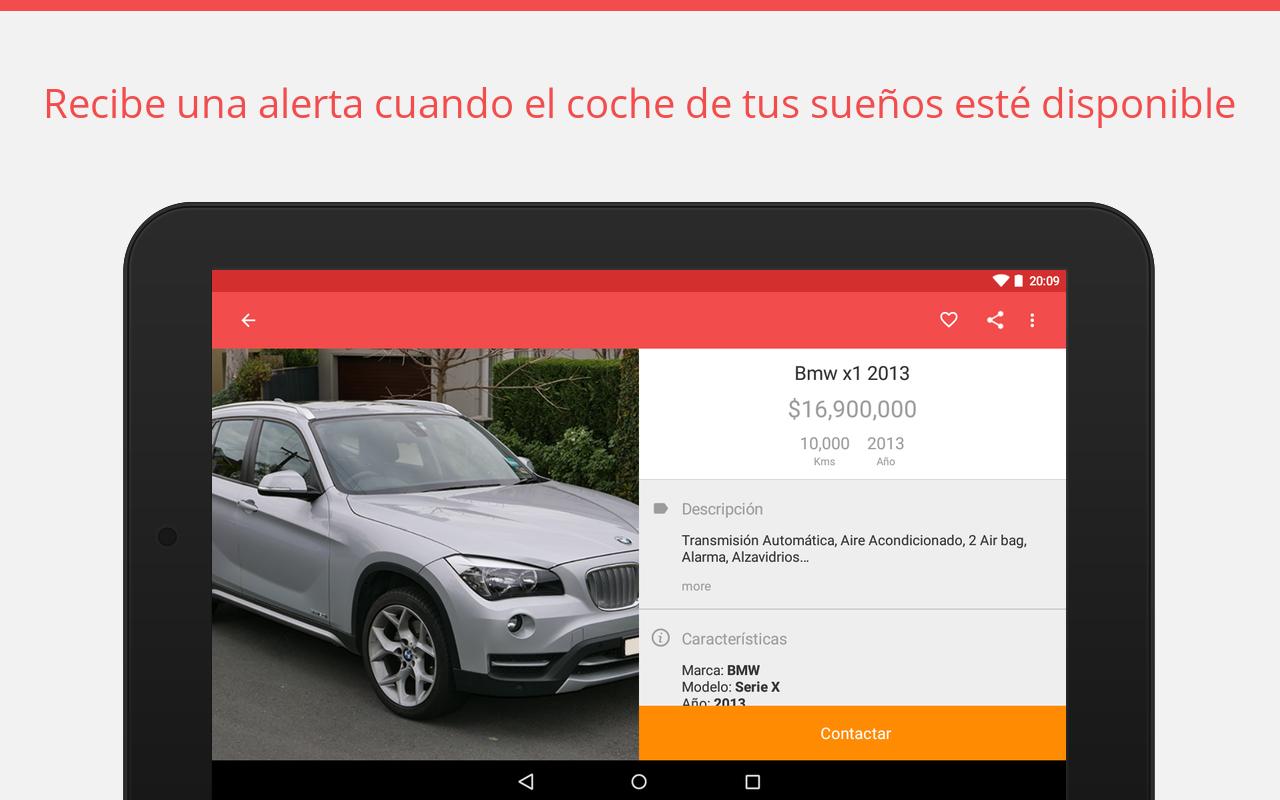 autos usados trovit aplicaciones android en google play. Black Bedroom Furniture Sets. Home Design Ideas