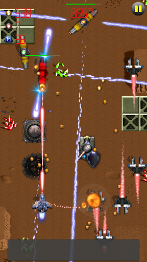 Galaxy Patrol - Space Shooter apkpoly screenshots 5