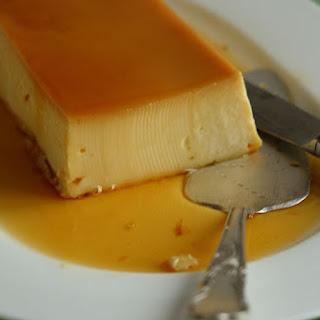 Crème Caramel.