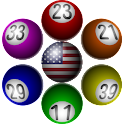 Lotto Number Generator USA icon