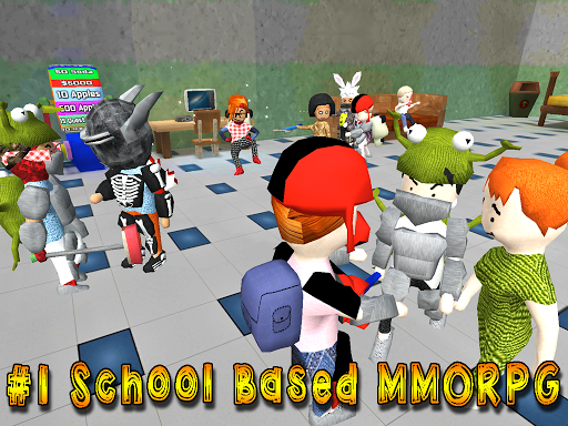 School of Chaos Online MMORPG android2mod screenshots 10