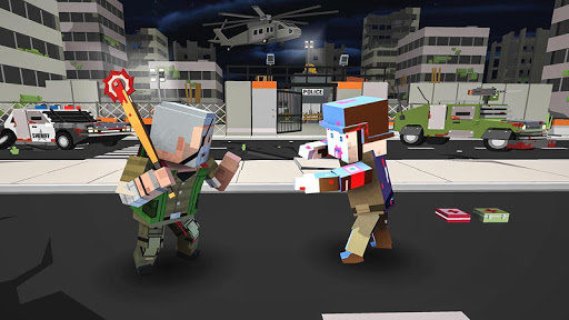 Code Triche Craft Fighting Heroes: Survival Story APK MOD (Astuce) screenshots 2